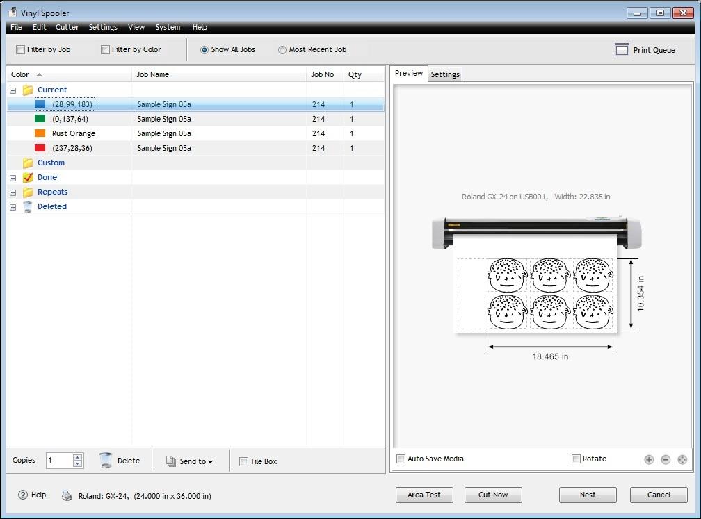 Vinylmaster Ltr Lettering Software For Vinyl Amp Paper